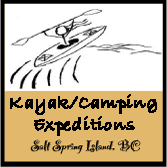 Kayak Camping/Expeditions